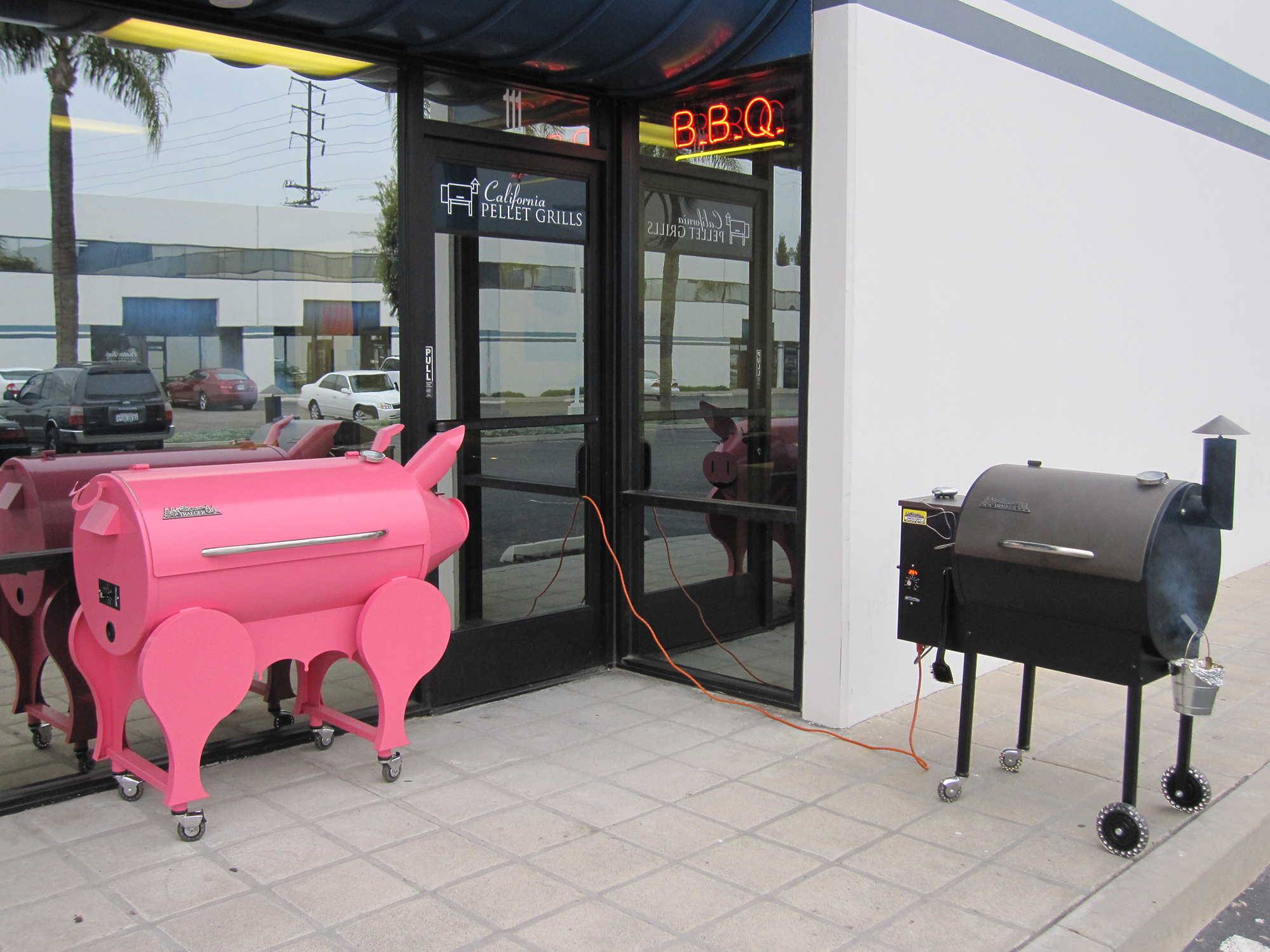 learn about us california pellet grills - Pellet Grill